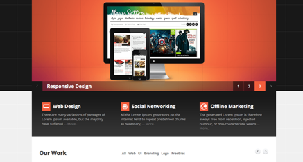 Twenty Fifteen WP Theme